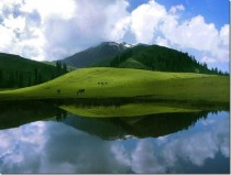 Sheosar Lake Pakistan