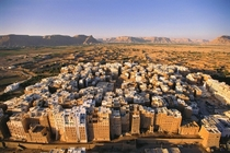 Shibam Yemen Dubbed the Manhattan of the desert in the s