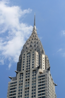 Shiny and Chrome The Chrysler Building NYC