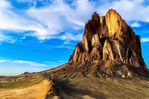 Shiprock New Mexico Photographed by RS Kim