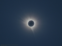Shooting a total solar Eclipse from the Indonesian island of Tidore