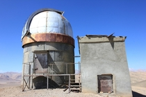 Shorbulak Soviet Observatory in Tajikistan More pictures in comments