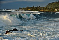 Shore in Hawaii picture taken by a friend of mine