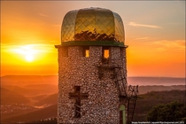 Shuldan Tower in Crimea x