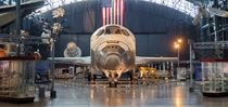 Shuttle Discovery at National Air and Space museum