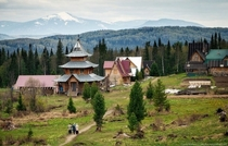 Siberian Hermit Village x-post from rremoteplaces