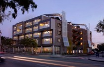 Sierra Bonita Affordable Housing in West Hollywood CA by Patrick Tighe Architecture