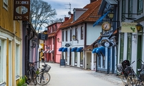 Sigtuna is a small community km from the city centre of Stockholm and it is the oldest recorded settlement in Sweden