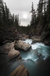 Silky Canyon Flow Field British Columbia