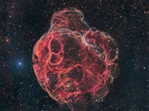 Simeis  - The Spaghetti Nebula