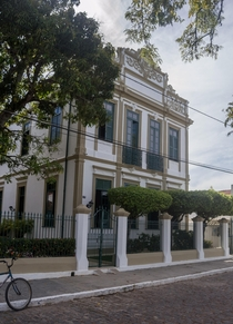 Since the s the Brazilian government has enacted numerous laws regulations and grants to save the cultural and historical center of cities in from growing brusselisation