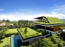 Singapore reinvents the grass shack xpost from rIWantToLiveThere