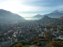 Sion Valais Switzerland
