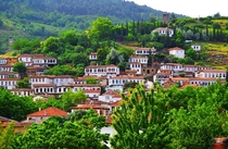 Sirince - A hillside village in western Turkey