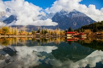 Skardu Gilgit-Baltistan Northern Pakistan  x-post rExplorePakistan