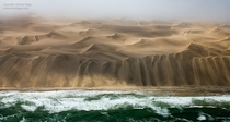 Skeleton Coast Namibia Photo by Andy Biggs