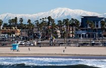 Ski and Surf in Huntington Beach Los Angeles California