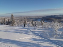 Skiing in re Sweden