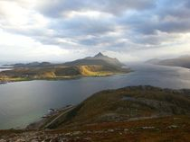 Skottinden Nordland Norway