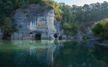 Skull Bluff Buffalo National River Arkansas