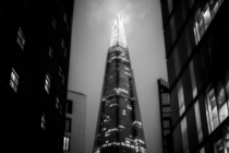Sky Scraping The Shard London -