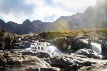 Skye Fairy Pools Scotland