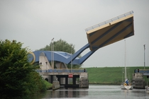 Slauerhoffbrug - The Flying Dutch Drawbridge