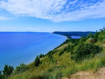 Sleeping Bear Dunes - Empire Michigan OC x