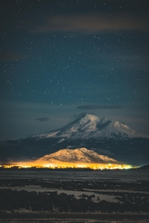 Sleeping Giant Mt Shasta Ca