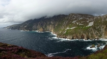 Slieve League Cliffs Donegal Ireland