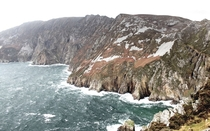 Slieve League Sea Cliffs Ireland