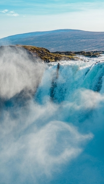 Slightly different perspective - Gullfoss Iceland