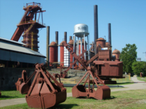 Sloss Furnaces in Birmingham Alabama