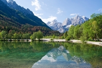 Slovenias only national park - Triglav National Park