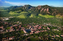 Small cities How about Boulder CO