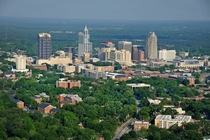 Small cities Raleigh NC the City of Oaks