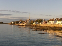 Small Town of Kamouraska Qubec