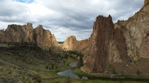 Smith Rock State Park OR   x