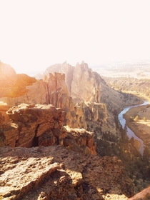 Smith Rock State Park Oregon -