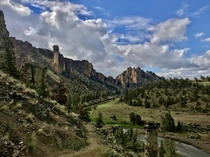 Smith Rock State Park Oregon