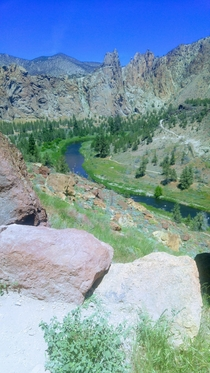 Smith Rock State Park Terrabonne OR