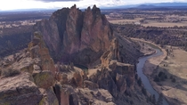 Smith rock Terrebonne Oregon
