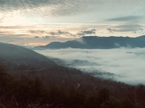 Smoky Mountains Crosby Tennessee