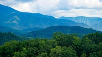 Smoky Mountains National Park Tennessee