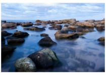Smooth and blue at Maroubra Beach Sydney OC x