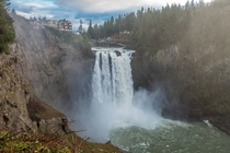 Snoqualmie Fall Is Spectacular