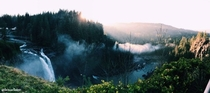 Snoqualmie Falls WA  Photo by lenaclairr