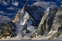 Snow Lake And Mighty Karakoram Mountains  Snow Lake Skardu Pakistan  By Vasiq Eqbal