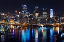 So excited to be moving to Pittsburgh And America in general this summer