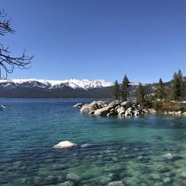 So its Tahoe you want I took this a couple days ago near Sand Harbor - Lake Tahoe NV side